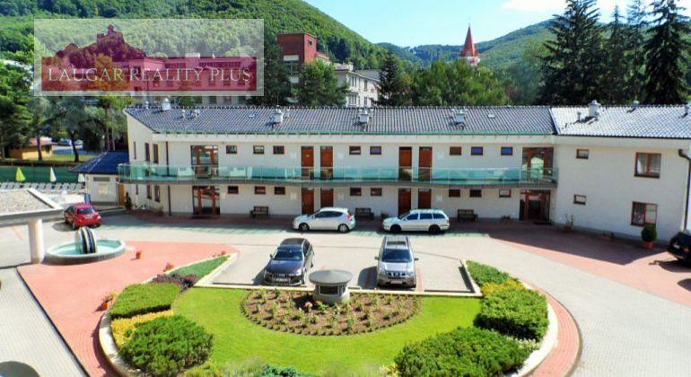 Exkluzívna ponuka - posledný voľný luxusný apartmán v Trenčianských Tepliciach