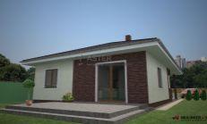 ASTER Výstavba: 4-izb. murovaný rodinný dom, 126m2