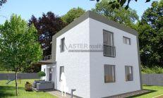 ASTER Výstavba: 4-izb. murovaný rodinný dom, 155m2