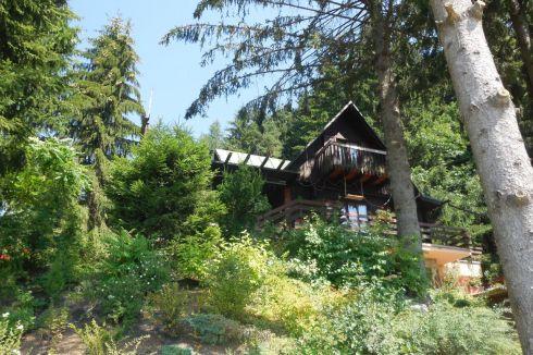Rekreačná chata  - 9 km od Žiliny na celoročné bývanie