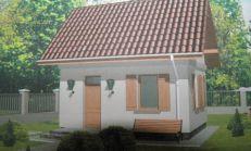 PREDAJ, oplotený pozemok na výstavbu chaty v Gabčíkove