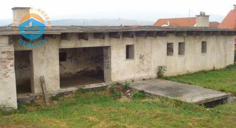 Na predaj rozostavaná polyfunčná budova a pozemok 2.500m2, Nové Mesto nad Váhom