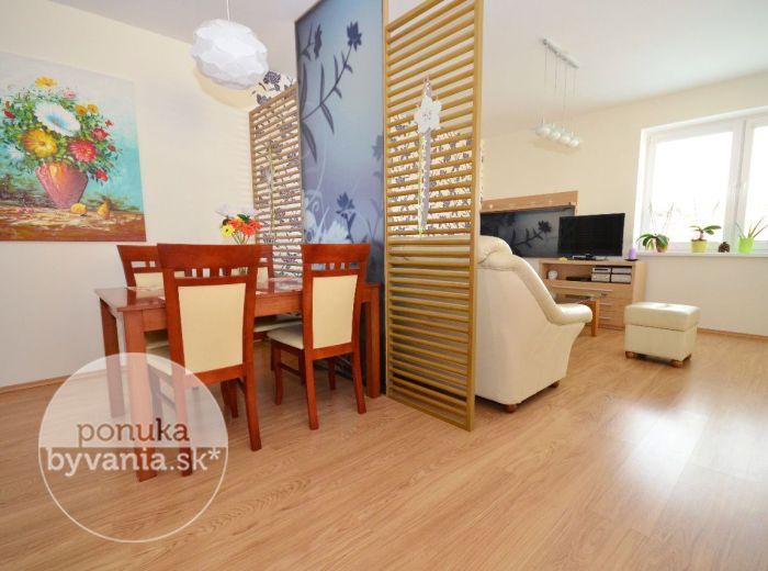 PREDANÉ - DONA SANDTNERA, 3-i byt, 94 m2 - byt v tehlovej NOVOSTAVBE na hranici mesta a nádhernej PRÍRODY, no zároveň blízko CENTRA