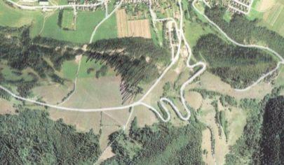 Pozemok o rozlohe 5165 m2, Poráč, okr. Spišská Nová Ves