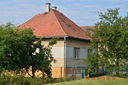 Predaj rodinného domu v obci Návojovce pri Partizánskom