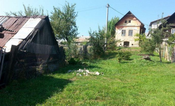 Stavebný pozemok v podtatranskej obci Východná