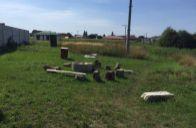 Stavebný pozemok v obci Kostolište