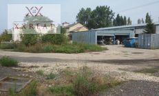 Prenájom pozemku 5000m2 spevnená plocha v obci Réca