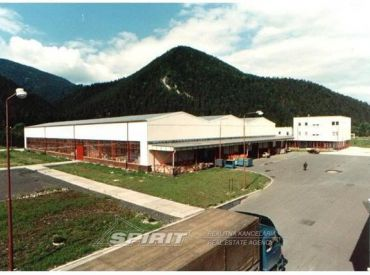 Kancelárske priestory v administratívnej budove Liptovský Hrádok