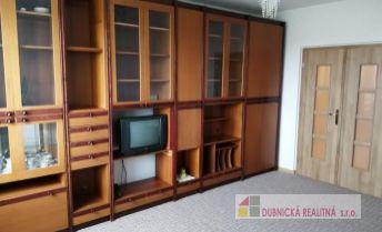 DRK - 3 izbový byt na prenájom v Dubnici nad Váhom