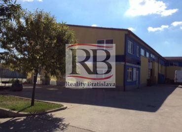 Kancelárie, Slovnaftská, Bratislava II
