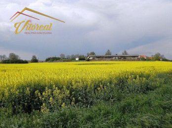 Predáme pozemok pre ľahký priemysel a logistiku - Rumanová