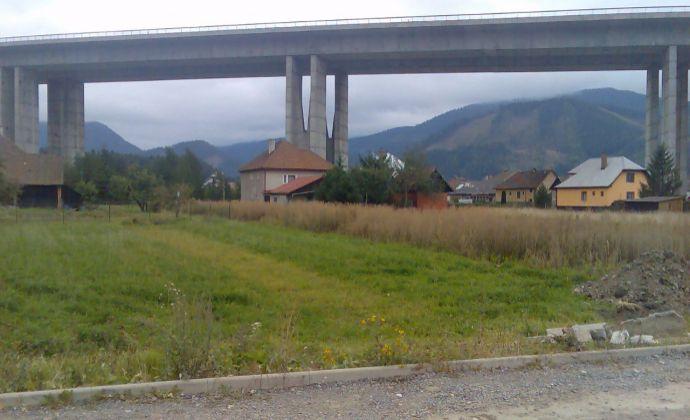Stavebný pozemok neďaleko Lipt. Mikuláša v obci Podtureň
