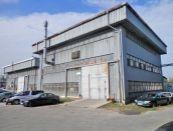 Priestory pre výrobu / sklad v Nitre na prenájom