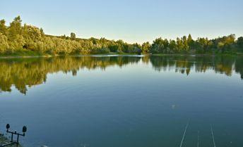 Rekreačný pozemok pre rybárov č. 1
