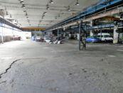 Výrobné priestory s mostovými žeriavmi v Nitre na prenájom (1000 - 5000 m2)