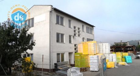 Na prenájom priemyselno-výrobný objekt, 4328 m2, Pruské
