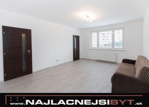 Najlacnejsibyt.sk: BAIV - Dúbravka, Saratovská, 1i, 40 m2, rekonštruovaný, čiastočne zariadený, možnosť dozariadiť