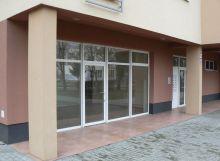 Obchodný priestor v novostavbe bytového domu