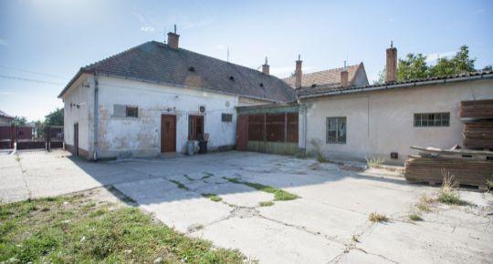 Jelka (GA): Predaj polyfunkčnej budovy úžt. 530m2, pre obchod, služby, výrobu, pozemok 1686m2