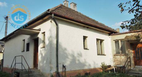 Na predaj rodinný dom 3+1, 437 m2, Trenčianska Turná