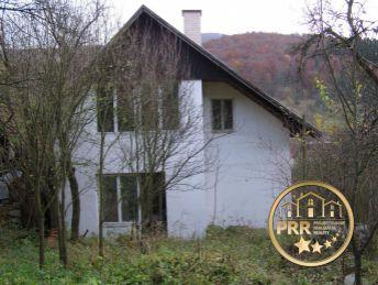 Znížená cena!!! Rozostavaný rodinný dom v podhorskej obci Šípkov