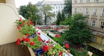 For Rent 3-bedroom. apartment Zochova Street, BA I. - Old Town - the unique atmosphere