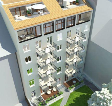 StarBrokers -  PREDAJ - 2 izb. byt v novostavbe v lokalite Palisády, ul. Podjavorinská, vyšší štandard, vlastný dvor