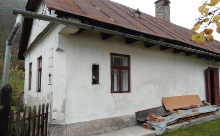 GEMINIBROKER Vám ponúka na predaj rodinný dom v obci Telkibánya v Maďarsku