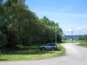 Pozemok pri hlavnom ťahu v Slovenskej Ľupči