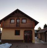 Rekreačná chata na celoročné bývanie, Zelená voda, 99 m2 + pozemok 555 m2