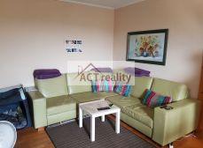 ACT Reality - Na prenájom 3. izb. byt s balkónom, komplet zariadený - Prievidza