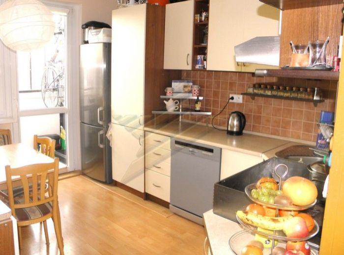PREDANÉ - ZNIEVSKA, 4-i byt, 87 m2 – slnečný byt, ZREKONŠTRUOVANÝ, nie TERASOVÝ DOM, kúsok od DRAŽDIAKU