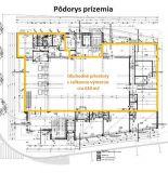 Lukratívny obchodný priestor na predaj, Trenčín - centrum, 610 m2