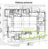 3 obchodné priestory s veľkým výkladom na predaj, Trenčín - centrum, 117 m2