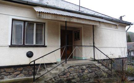 GEMINIBROKER Vám ponúka na predaj rodinný dom v obci Nagyhuta v Maďarsku