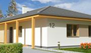 TOP PONUKA - štvorizbový bungalov vo výstavbe, Nemšová.