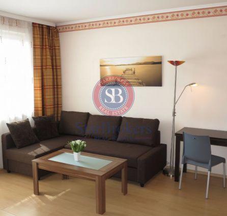 StarBrokers - PRENAJATÝ    2-izb zariadeného bytu (2+1) v novostavbe s garážovým státím a výhľadom