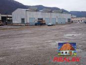 Prevádzkový areál 3,6 ha na predaj