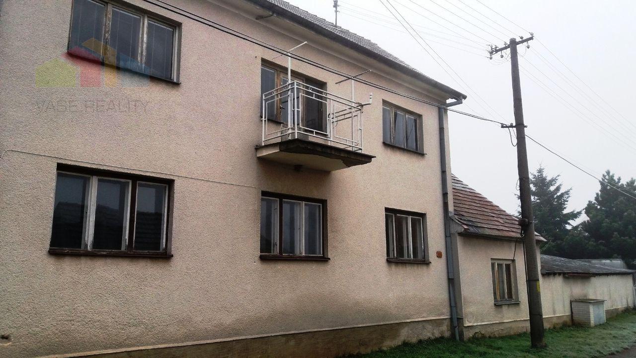 Rodinný dom-Predaj-Potvorice-56000.00 €