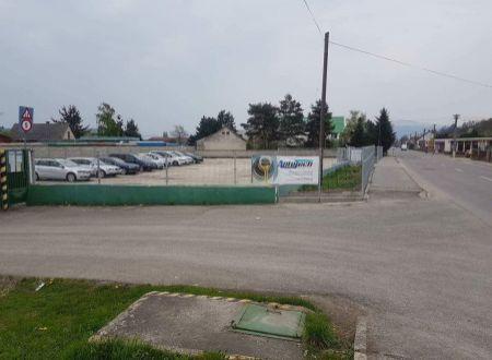 Prenájom spevnenej plochy Topoľčany