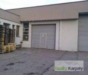 Na prenájom moderné sklady o výmere 100m2, 320m2,  lokalita Pezinok
