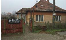 PREDAJ, 3 izbový rodinný dom v obci Ňárad za vynikajúcu cenu