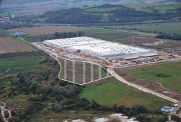 Lukratívny priemyselný pozemok, Trenčín - Záblatie, 40744 m2