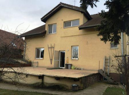 Rodinný dom Topoľčany