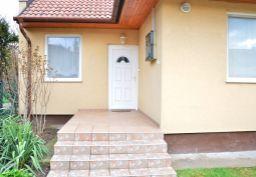 Slnečný montovaný dom Rajka