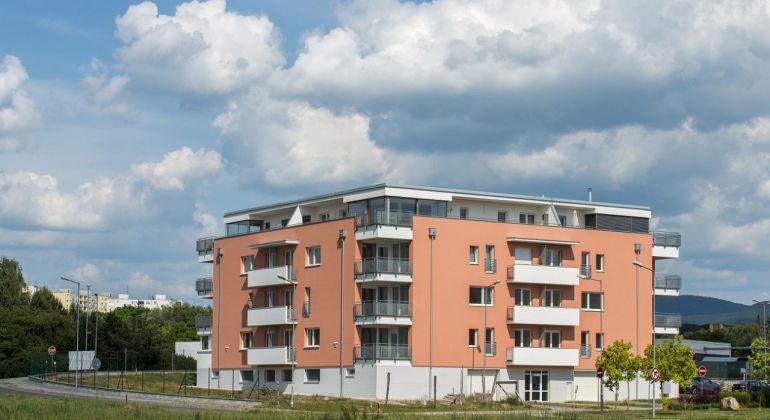 VILLA PARK TRENČÍN 2015, troj izbový byt, 100,45m2.