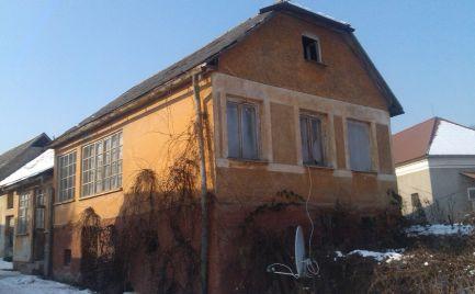 Rodinný dom-obec Gemerska Hôrka.