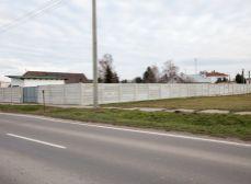 Sládkovičovo, Fučíkova (GA): Predaj stavebného pozemku 1718m2 pre výstvb. RD. Všetky siete. Intravilán