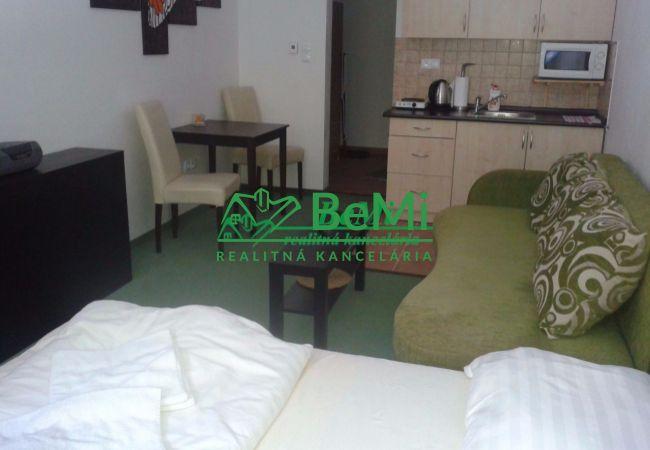 Predáme 1 izbový apartmán v Ružomberku-Hrabovo (440-111-AFI)